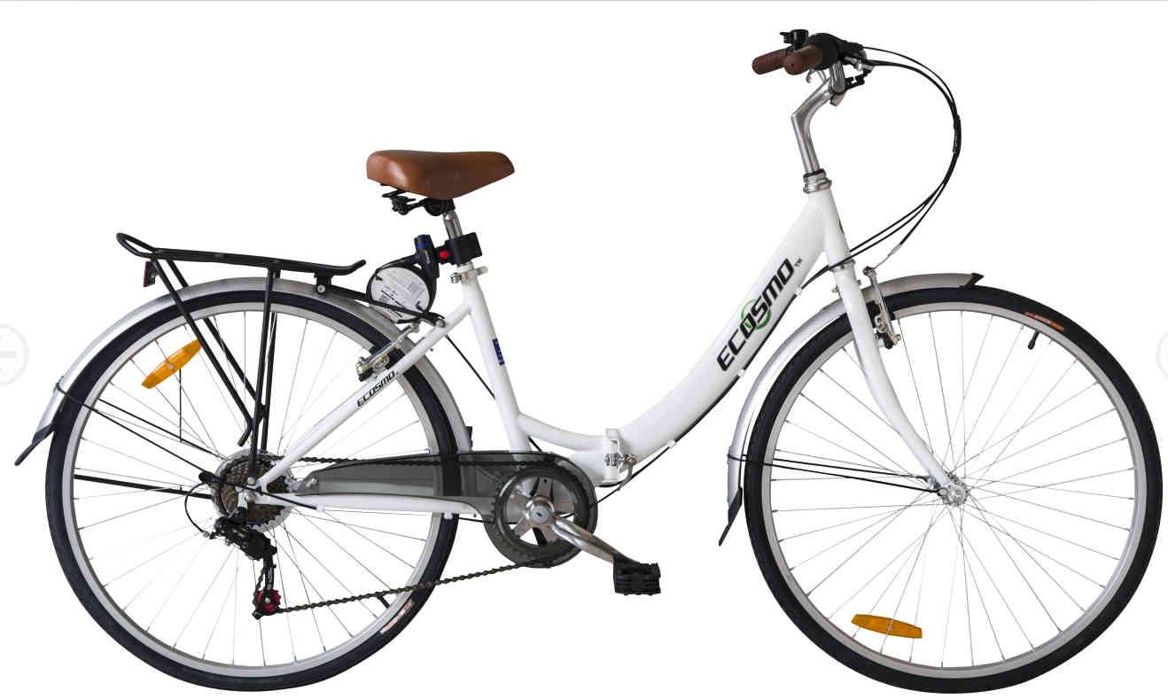 bici pieghevole city bike ecosmo
