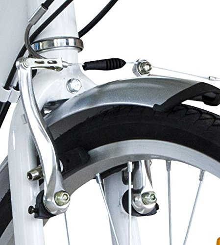 freni v-brake city bike ecosmo