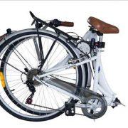 ecosmo city bike pieghevole
